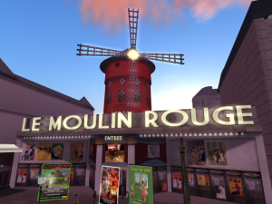 La Goulue, Jeanne la Folle et Le Moulin Rouge