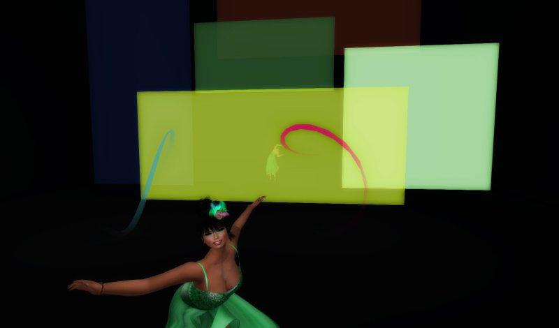 danza couleurs